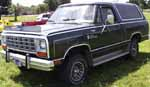 85 Dodge Ramcharger