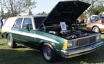 80 Chevy Malibu 4dr Station Wagon