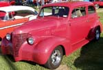 39 Chevy 2dr Sedan