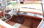 57 Chevy Convertible Dash