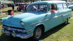 54 Ford Tudor Station Wagon