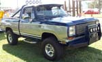 80 Dodge SWB Pickup Lifted 4x4