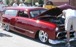 51 Ford Tudor Station Wagon Custom