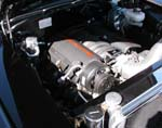 57 Chevy 2dr Hardtop w/LS1 Corvette V8 Engine