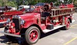 27 Graham Brothers Firetruck