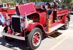 21 REO Speed Wagon Pumper Truck