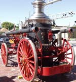 1880 Steam Pumper Wagon