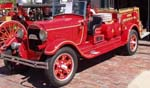 28 Ford Model A Pumper Firetruck