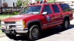 95 Chevy Suburban Fire Support Truck