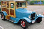 26 Ford Model T Woody Panel Delivery