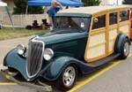 34 Ford Woody Station Wagon