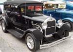 29 Ford Model A Chopped Tudor Sedan
