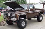 74 Chevy SWB Pickup 4x4