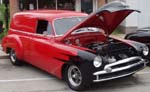 50 Chevy Sedan Delivery
