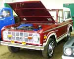 73 Ford Bronco Wagon 4x4