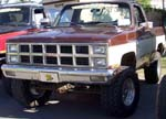 82 GMC Pickup Lifted 4x4