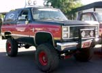 83 Chevy Blazer Lifted 4x4