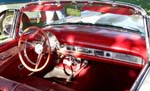 57 Thunderbird Roadster Dash