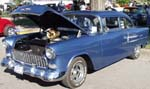 55 Chevy 2dr Sedan