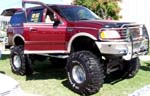 01 Ford Expedition Lifted 4x4 4dr Wagon