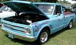 68 Chevy SWB Pickup
