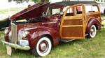 41 Packard 4dr Woody Station Wagon