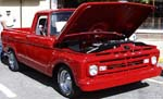 62 Ford SWB Pickup