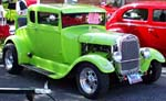 29 Ford Model A Chopped Coupe