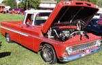 63 Chevy LWB Pickup