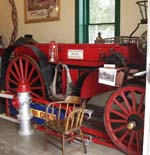 1880's Firehose Wagon