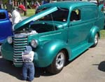 40 Chevy Panel Delivery