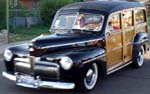 42 Ford Woody Station Wagon