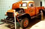 50 Dodge Powerwagon 4x4 Pickup