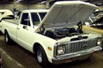 71 Chevy LWB Pickup