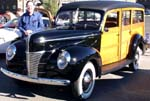 40 Ford Deluxe Woodie Station Wagon