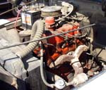 62 Willys Jeep 4cyl Engine