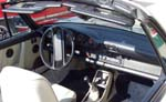 92 Porsche 911 Carrera Cabriolet Turbo Dash