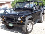 97 Land Rover Defender 90 4x4