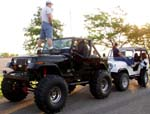 92 Jeep Wrangler Lifted 4x4