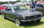 67 Ford Mustang Coupe