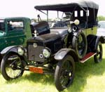 21 Ford Model T Touring