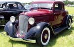 33 Plymouth 5W Coupe