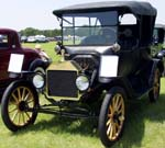 16 Ford Model T Touring