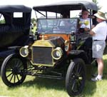 14 Ford Model T Touring