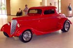 34 Ford Chopped 3W Coupe
