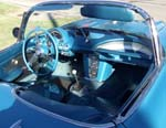 59 Corvette Roadster Dash