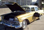 56 Chevy 4dr Sedan