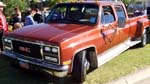 91 GMC Dual Cab Dually Pickup