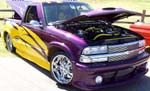 01 Chevy S10 SNB Pickup