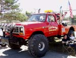 85 Dodge Ram Lifted 4x4 Tow Truck